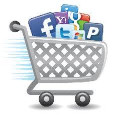 Redes sociales - compras