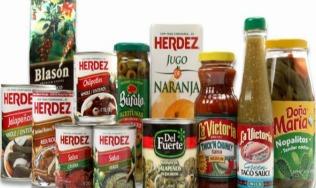 herdez - productos -