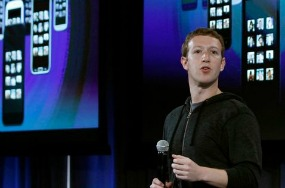 Barcelona - 4 - Mark Zuckerberg -