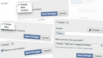 Facebook - diversidad sexual -