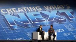 MWC 2014 - Entrevista con M. Zuckerberg