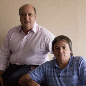 Martin Yunes y Gonzalo Vidal