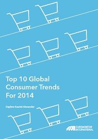 Top 10 - Euromonitor 2014