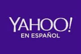 Yahoo en español - logo -