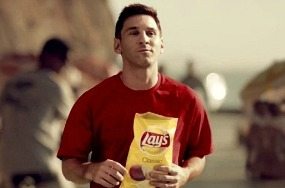 messi - papas lays 2 -