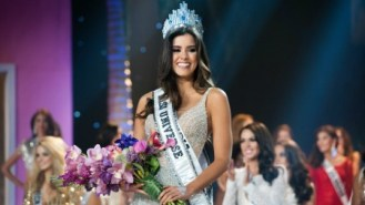 Paulina Vega, Miss Colombia 2014