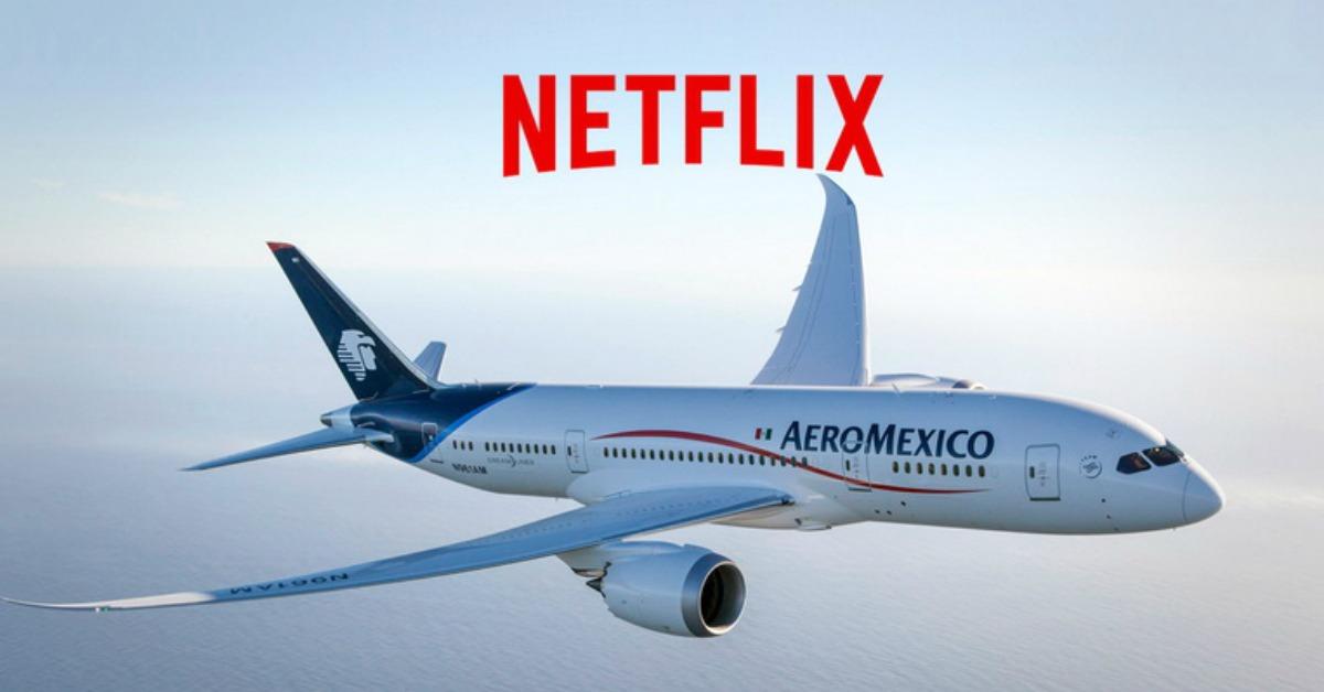 El liderazgo de Netflix llega hasta las nubes