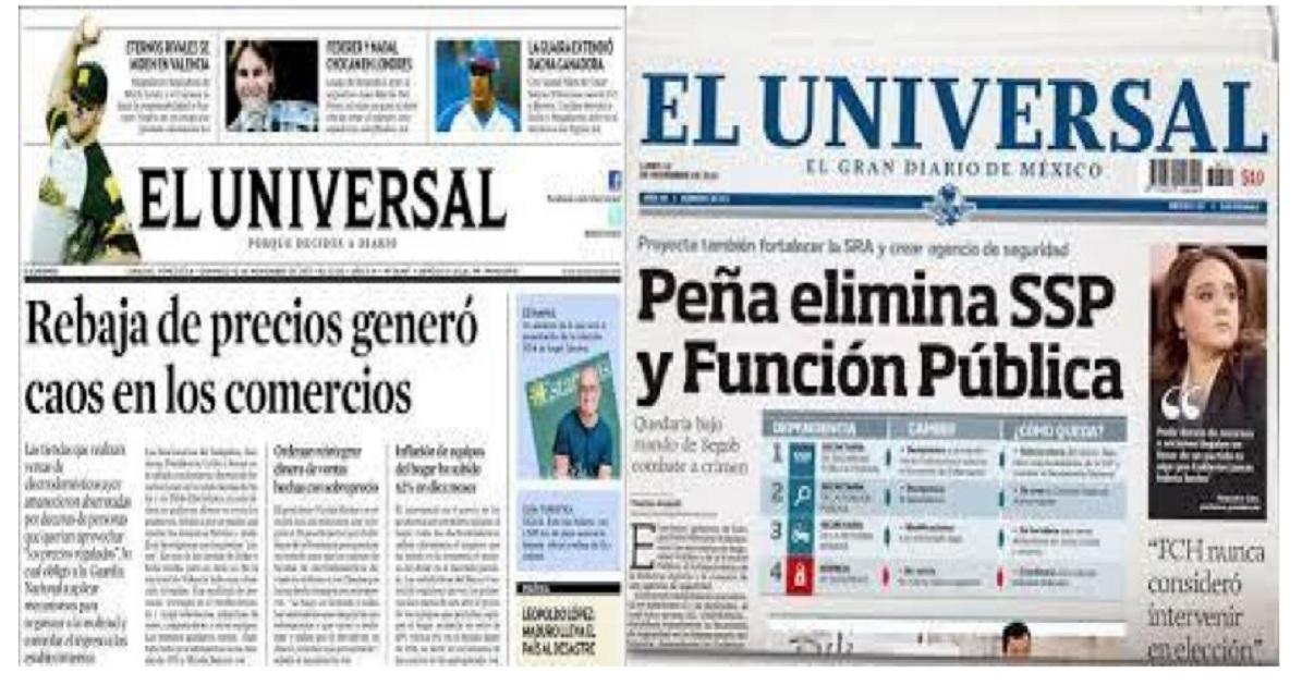 México – El Universal firma acuerdo exclusivo con Taboola