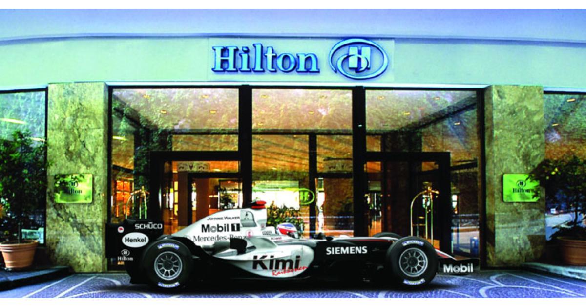 Hilton apuesta por el deporte a largo plazo