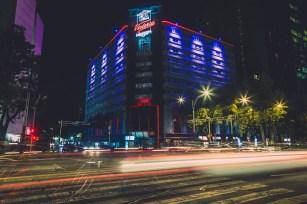 Landmark de Hotel de Leyendas Victoria, Ciudad de México, México.