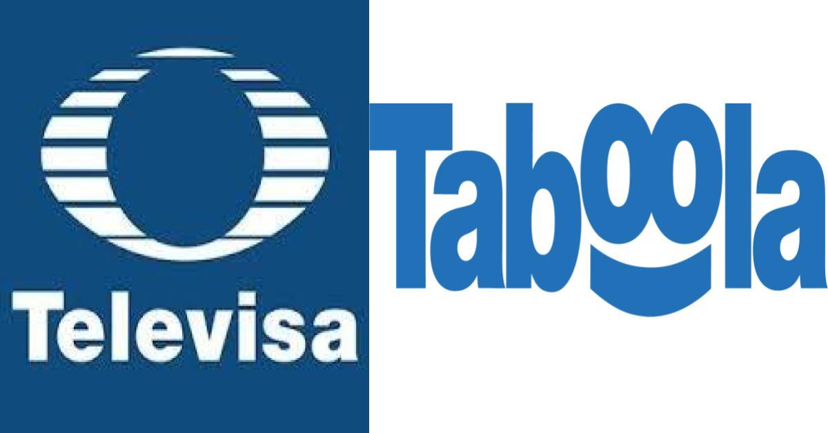 Televisa firma acuerdo exclusivo con Taboola para Content Discovery