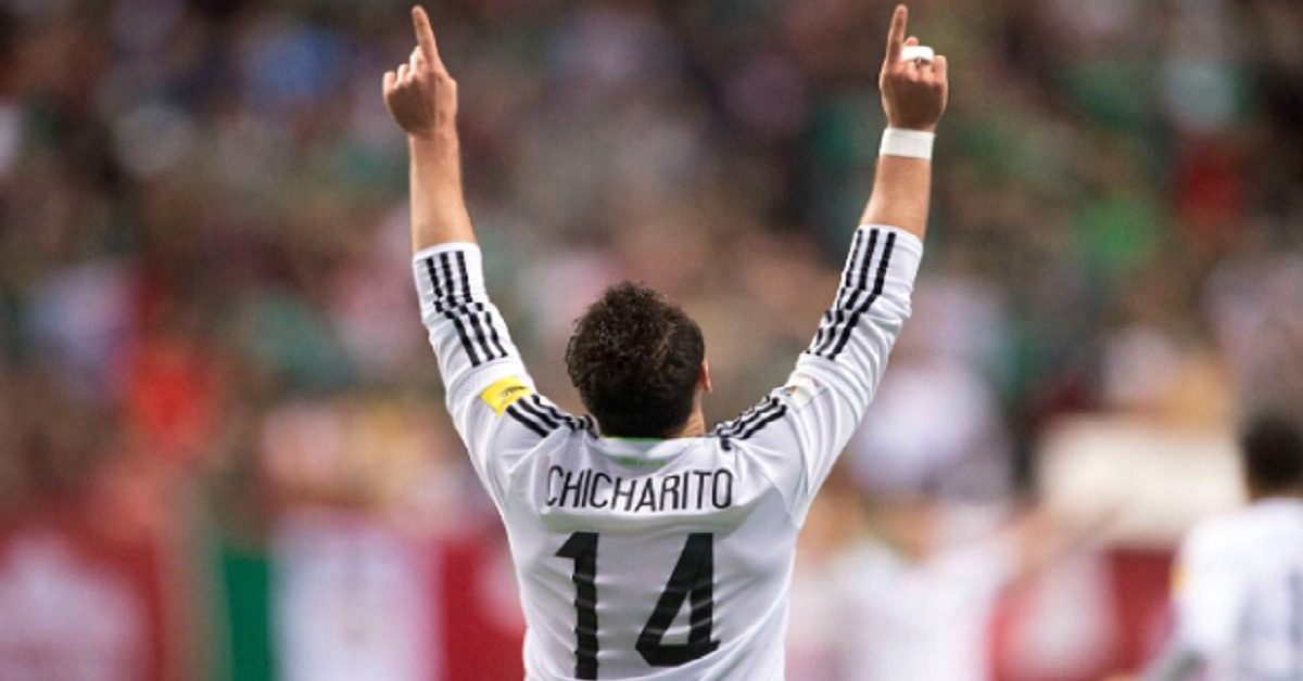 """""""Chicharito"""" Hernández tiene en Adidas un nuevo patrocinador"""