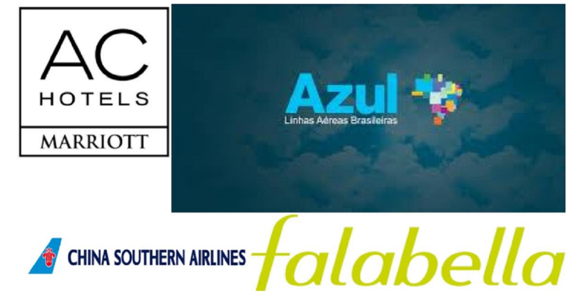 MOVIMIENTOS DE CUENTAS – Falabella, China Southern Airlines, Marriott's AC…