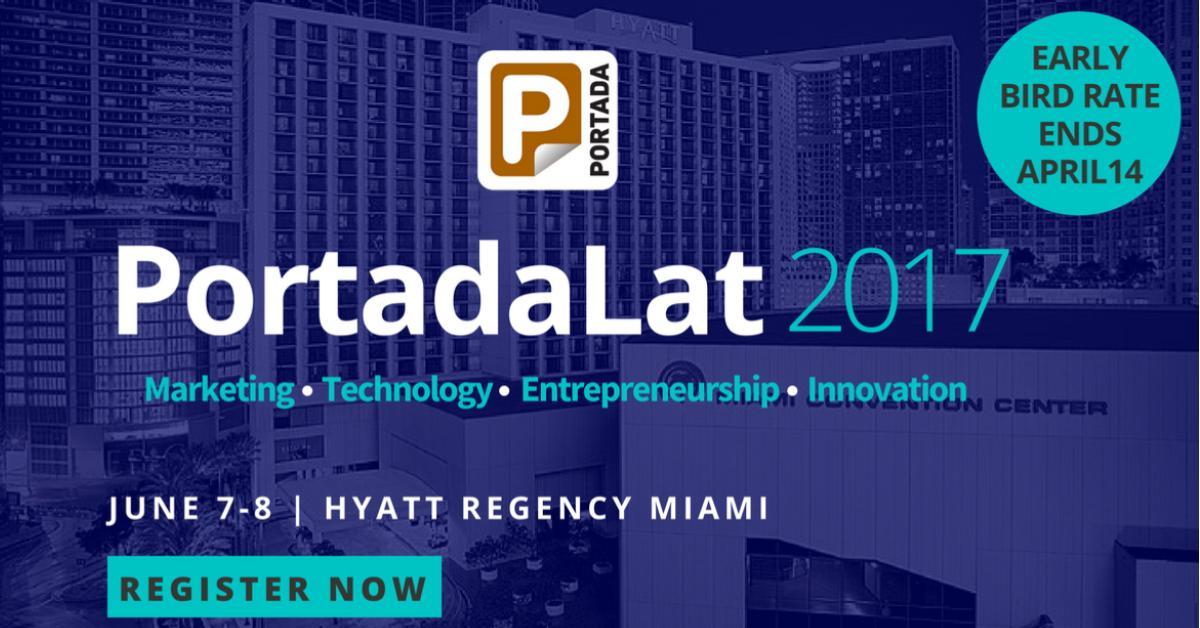 #PortadaLat revela su agenda con un enfoque en innovación en Travel, Sports y Brand Marketing
