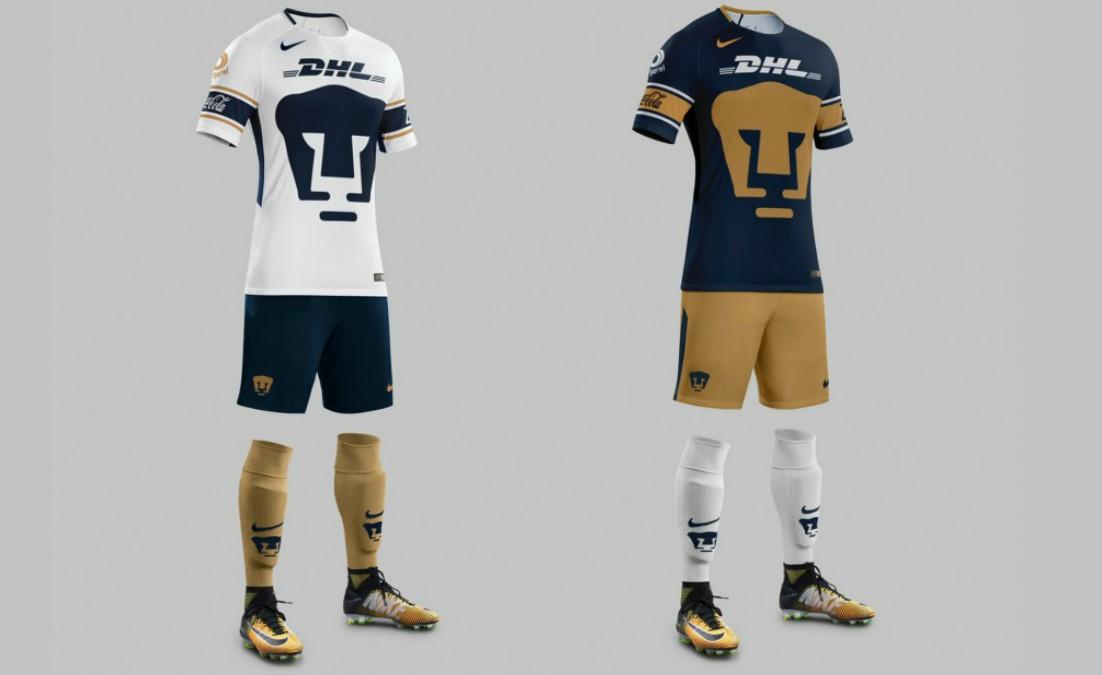Pumas de la UNAM lanza uniforme homenaje al fútbol americano