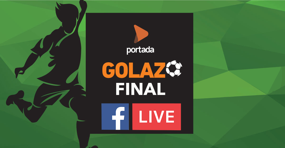 Hoy es el GRAN día. ¡Vive los Golazo Awards en directo con Facebook Live!