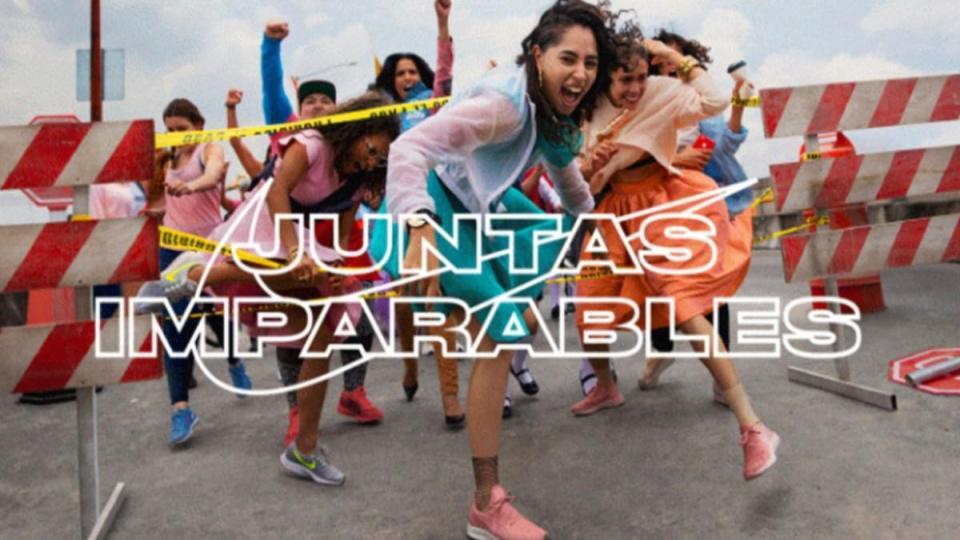 Nike avanza un paso con las mujeres de México