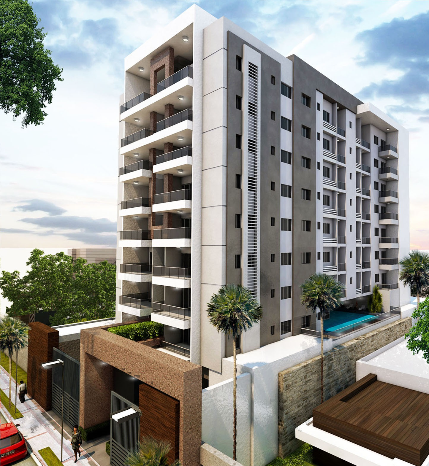 Apartamentos en venta en La Esperilla Santo Domingo