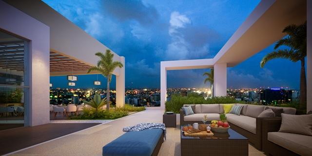 Apartamentos en venta en Piantini Santo Domingo  MERCANEF