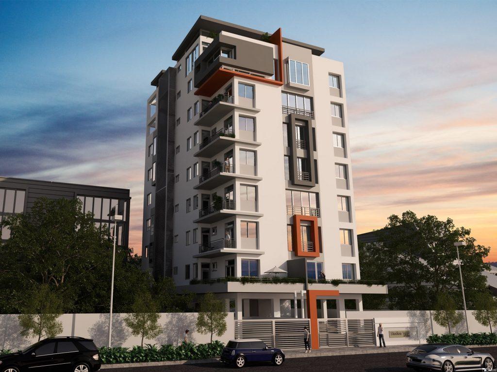 Apartamento en alquiler amueblado en Santo Domingo  MERCANEF  Proyectos en construccin en Santo Domingo
