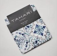 tahari fabric shower curtain 72x72 new