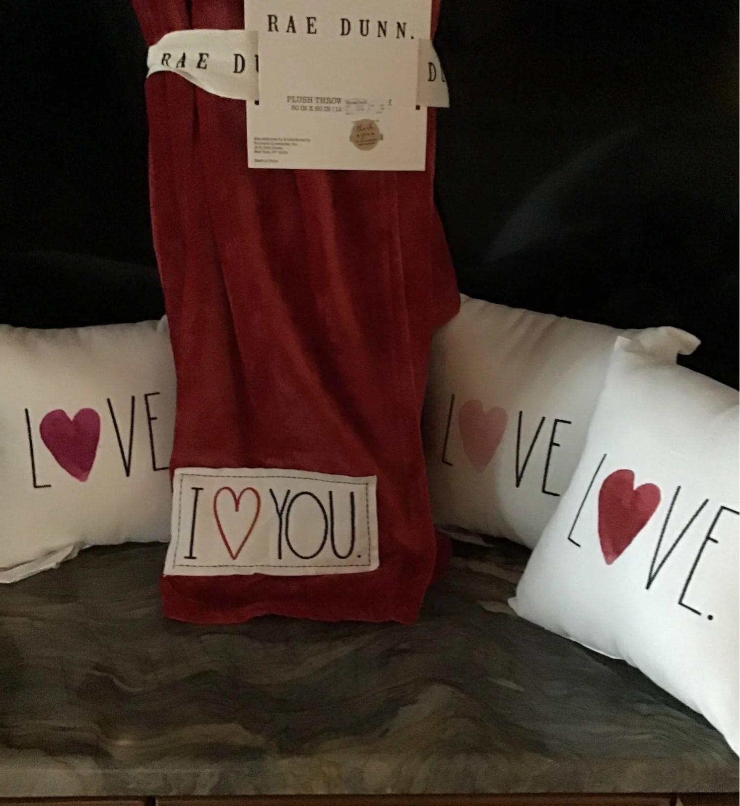 rae dunn pillow insert decorative