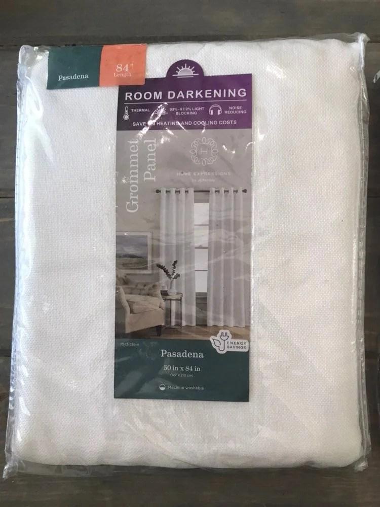 https www mercari com us shop jcpenney white window treatments