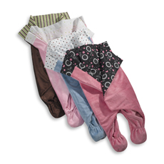 Il lenzuolino con i piedi – Little Feet Blanket