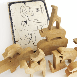 Design senza tempo: 16 animali di Enzo Mari