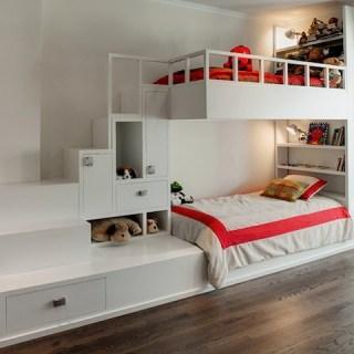 11 Bunk Bed – o letti a castello – per ispirarsi