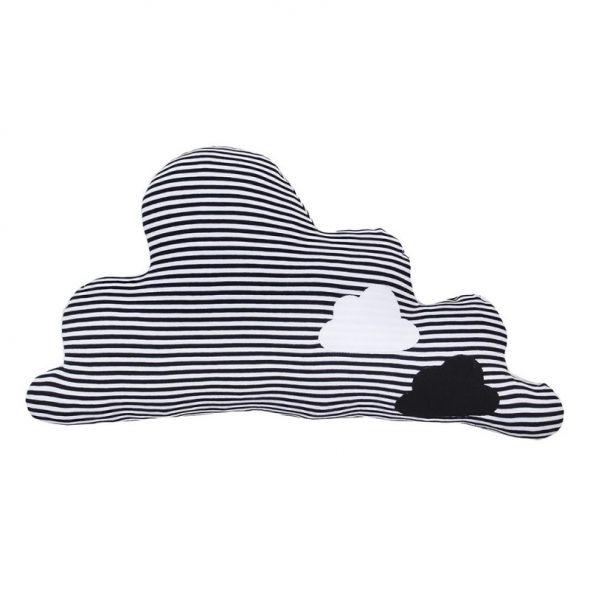 cuscino nuvola righe