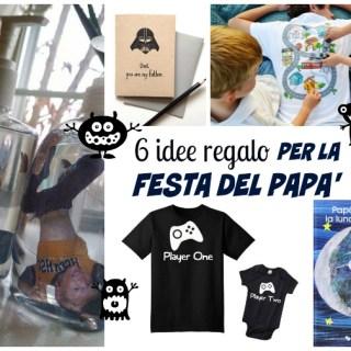 6 veloci idee regalo per la festa del papà