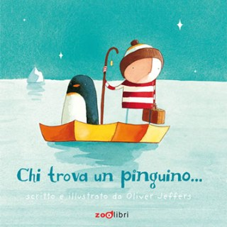 Oliver Jeffers: libri e illustrazioni