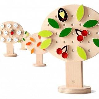 Dalla russia con design: i giocattoli in legno di Shusha Toys