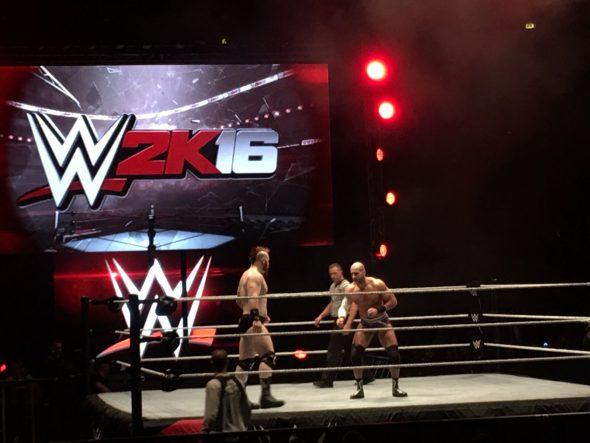 Wrestling WWE 3
