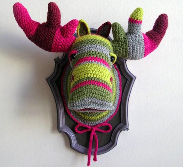 moose-crochet