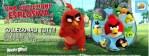 Angry Birds - Il film, e una collezione esplosiva