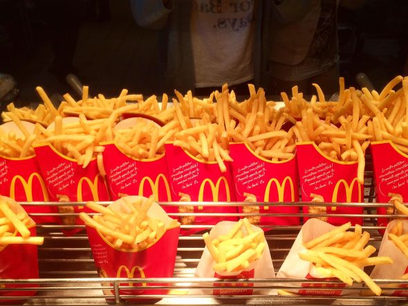 le patatine del mc donald's #mcmamme #mcdonaldsitalia
