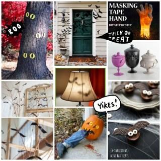 Decorazioni per Halloween da fare in pochissimo tempo