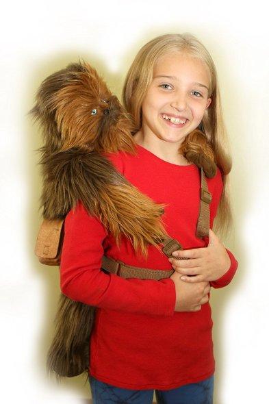 zaino chewbacca