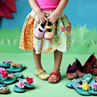 Le scarpe spaiate di Chooze