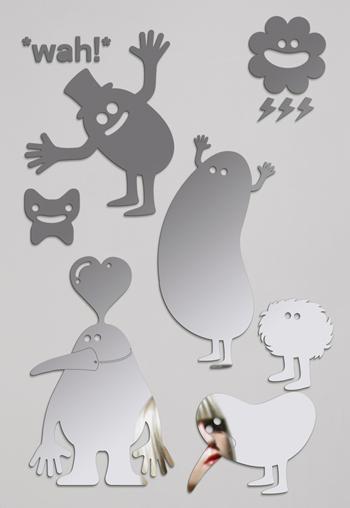 specchio camera bambini