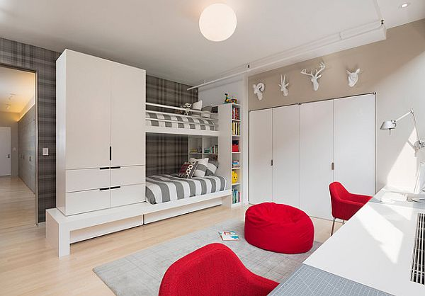 Cool-bunk-beds-come-with-storage-units