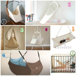 7 link: Culle Amaca per bambini