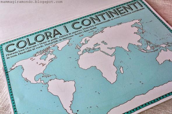 mappe activitybook mammagiramondo