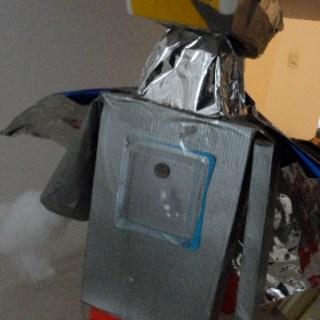 Laboratori al Mercatino: La fabbrica dei Robot!