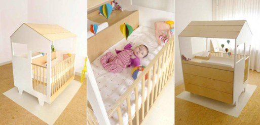 casetta lettino nina's house