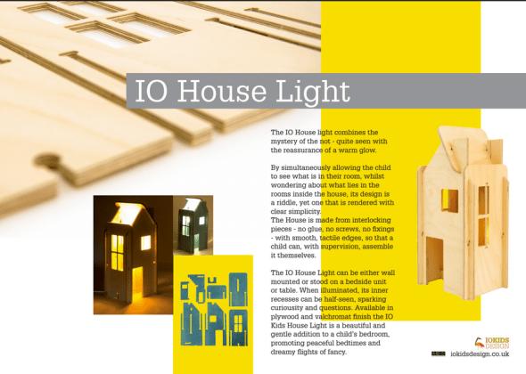 IO House Light