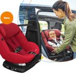 axissFix bebe confort seggiolino auto rotante i-size