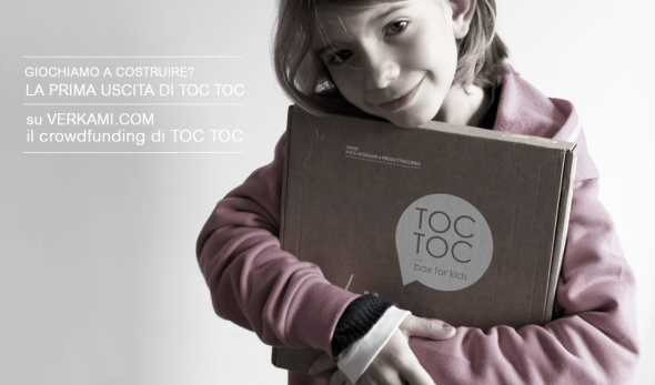 TOC TOC box for kids_home crowdfunding